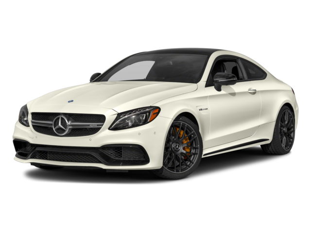2018 Mercedes-Benz C-CLASS C63 S AMG 2-Door Coupe