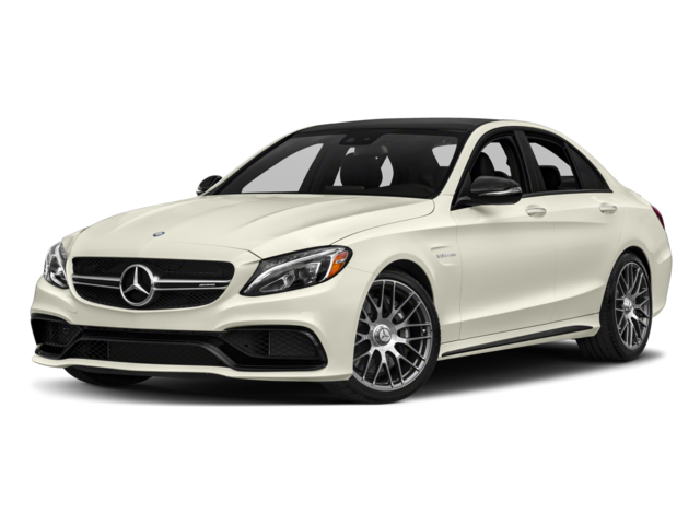 2018 Mercedes-Benz C-Class AMG® C 63 4dr Car