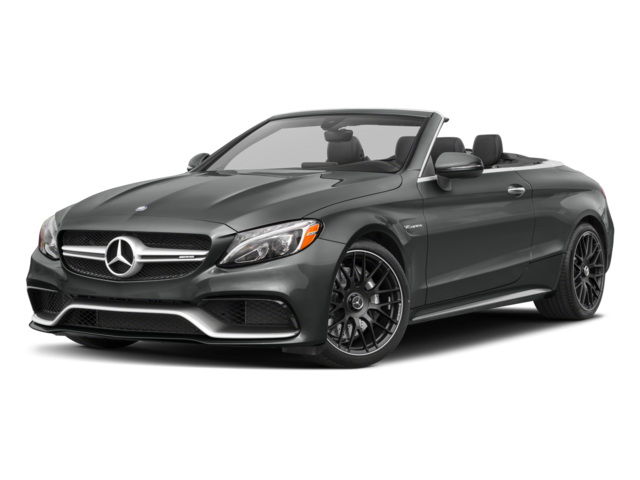2018 Mercedes-Benz C-Class AMG® C 63 Convertible