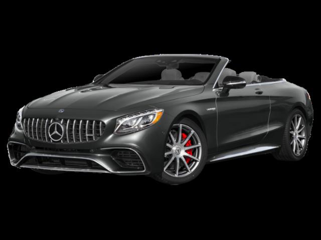 2018 Mercedes-Benz S-CLASS S63 AMG Convertible