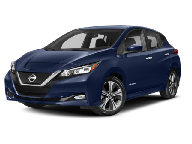 2019 Nissan Leaf SV Plus w/ All weather and Tech 4D Hatchback