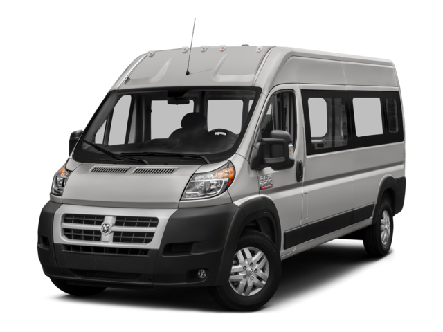 2017 Ram ProMaster Window Van High Roof Cargo Van