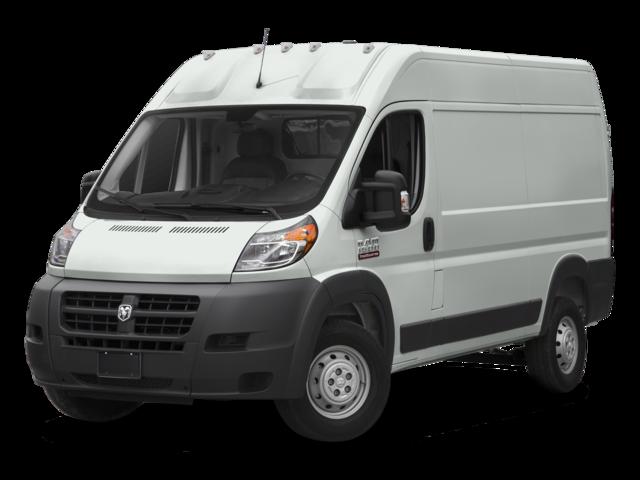 2017 Ram ProMaster Cargo Van 1500 High Roof 136 WB Cargo Van
