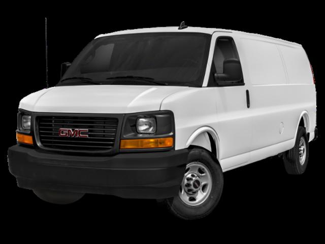2020 GMC Savana Cargo Van Work Van Full-size Cargo Van