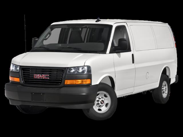 2020 GMC Savana 2500 Work Van Cargo Van