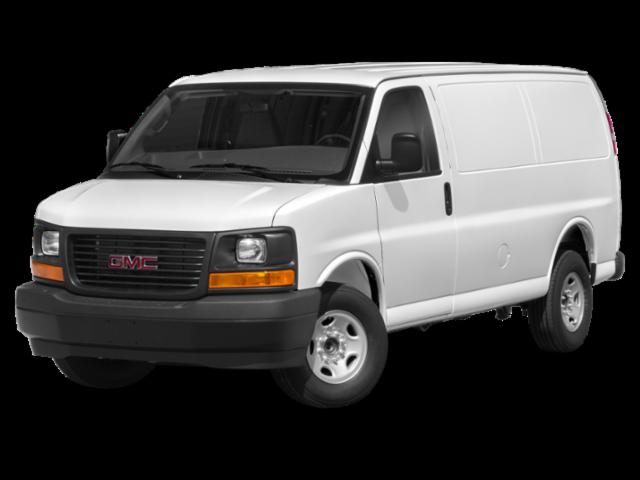 2020 GMC Savana Cargo Van Work Van