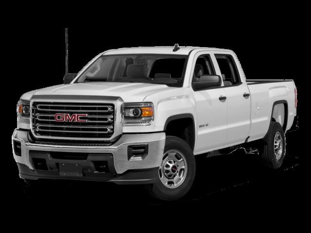 New 2018 GMC Sierra 2500HD