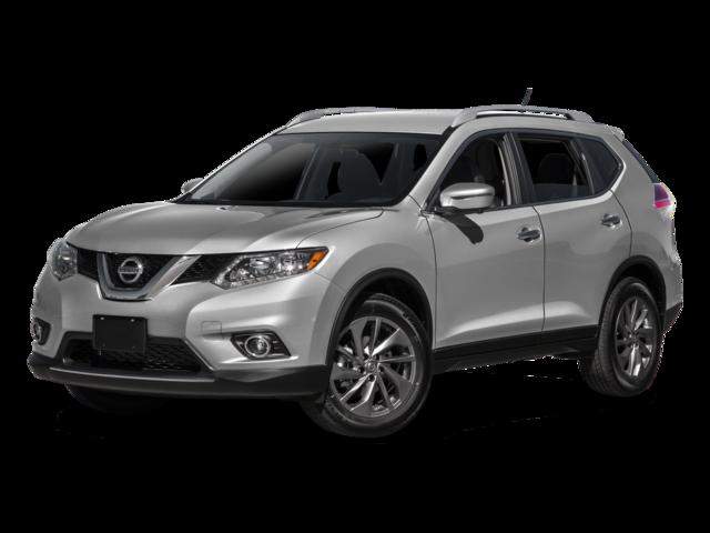 2016 Nissan Rogue SL 4D Sport Utility