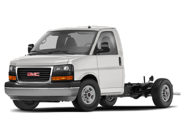 2019 GMC Savana Commercial Cutaway L Specialty Vehicle