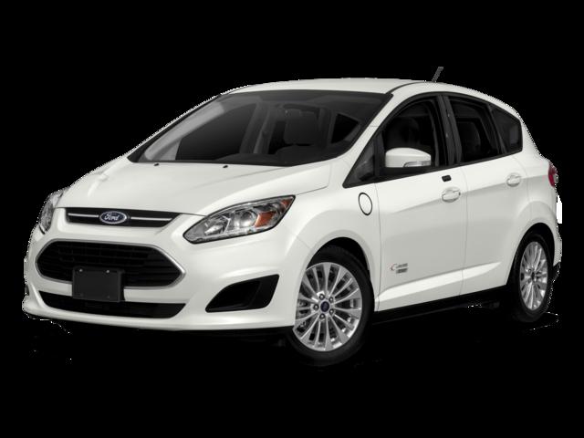 2017 Ford C-Max Energi Titanium 4D Hatchback