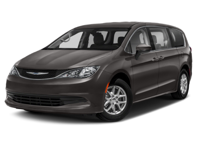2020 CHRYSLER Pacifica Launch Edition Passenger Van