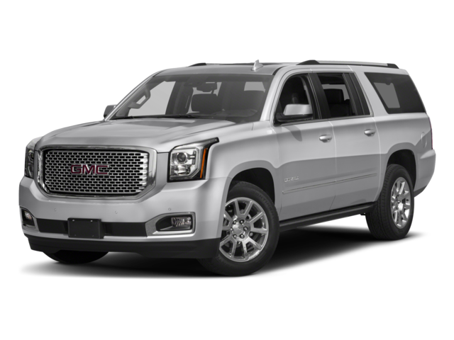 2017 GMC YUKON XL DENALI Sport Utility Vehicle