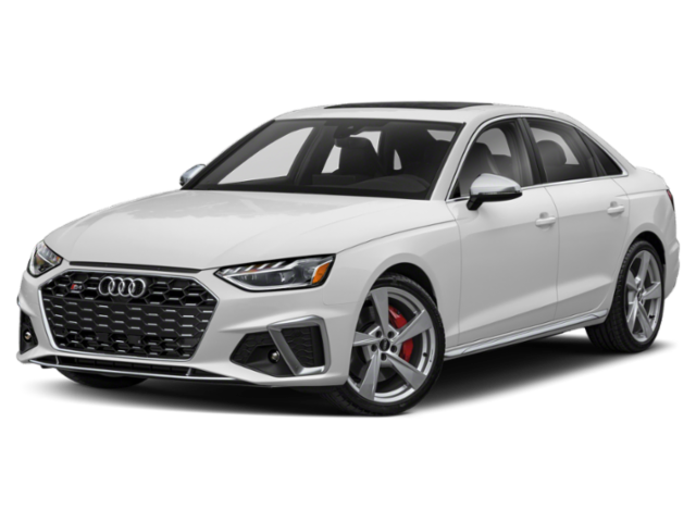 2020 Audi S4 3.0T Premium Plus 4D Sedan
