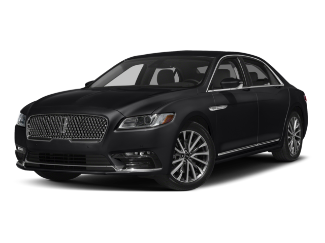 New Lincoln Continental Reserve