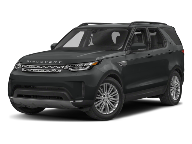 Certified Pre-Owned 2017 Land Rover Discovery HSE 4WD 4D Sport Utility