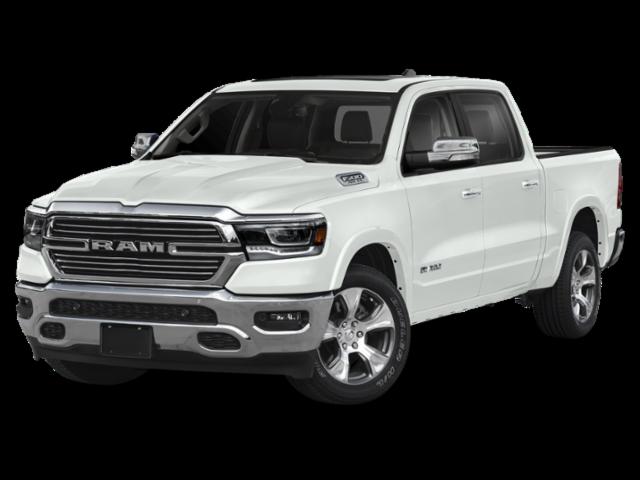 2021 Ram 1500 Laramie 4x4 Crew Cab 5'7 Box