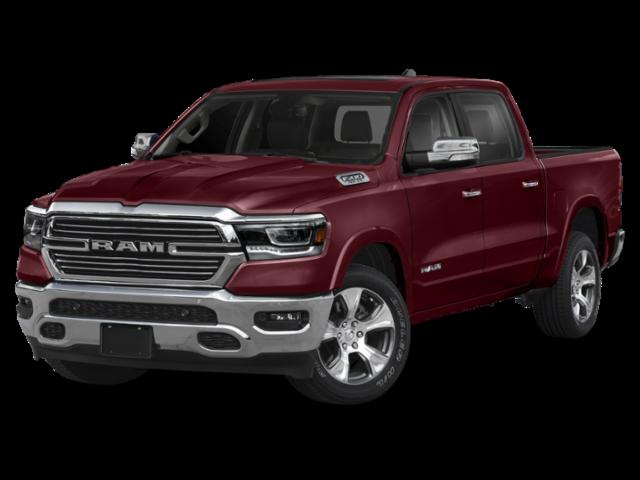 NEW 2021 RAM 1500 LARAMIE® CREW CAB 4X4 5'7