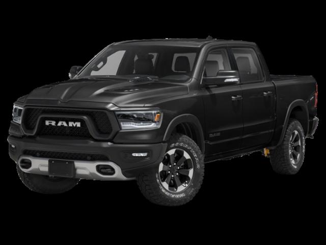 New 2021 Ram 1500 Rebel