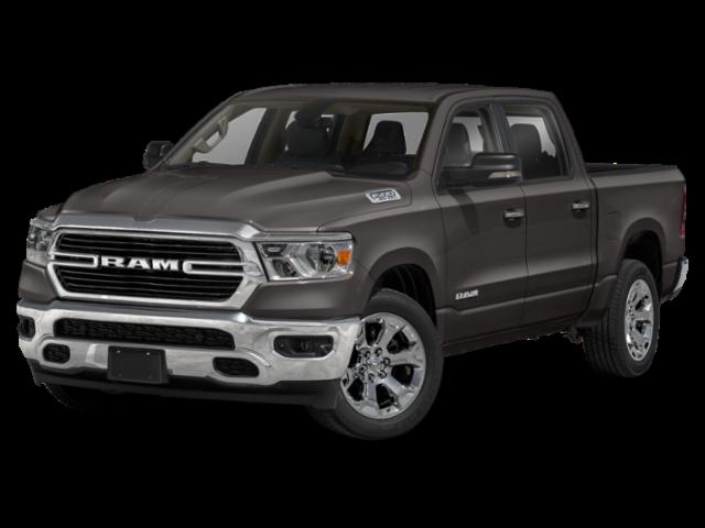 2021 Ram 1500 Big Horn 4x2 Quad Cab 6'4 Box