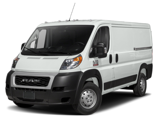 New 2021 RAM ProMaster Low Roof