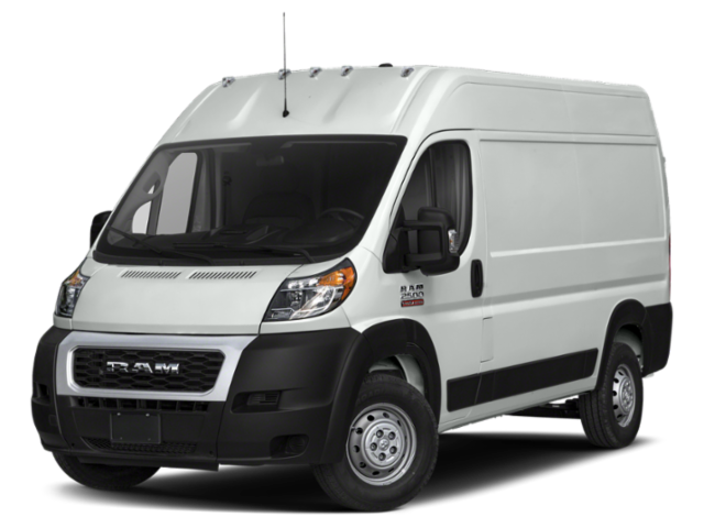New 2021 RAM ProMaster High Roof