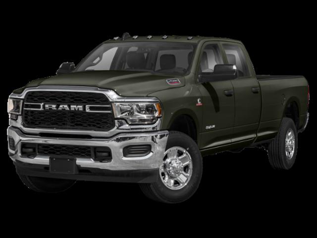 New 2021 RAM 2500 Laramie