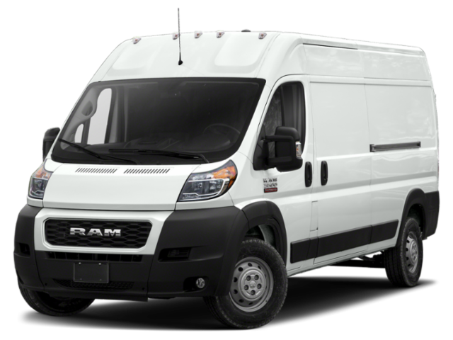 New 2021 Ram ProMaster 3500 High Roof