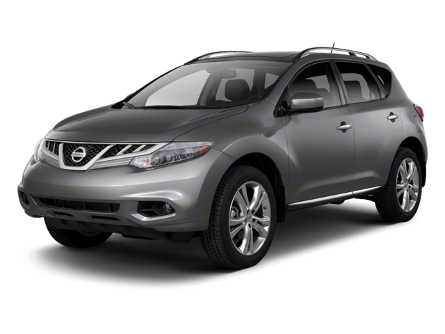 Pre-Owned 2012 NISSAN MURANO BASE