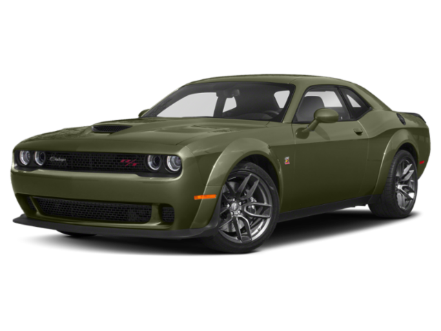2019 Dodge Challenger R/T Scat Pack 2D Coupe