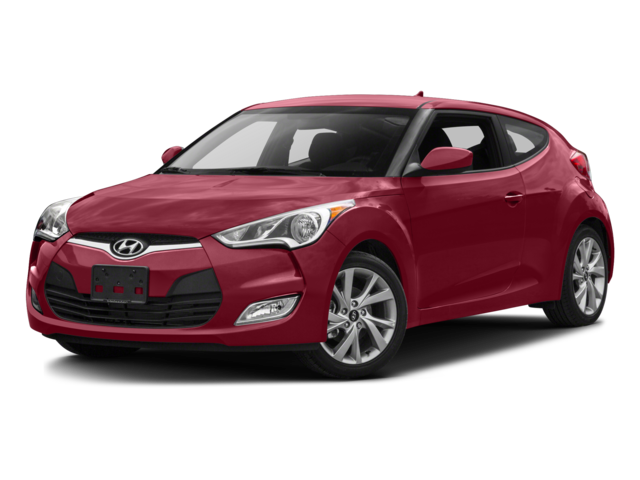2017 Hyundai Veloster 3DR CPE AT W/BLK INT Hatchback
