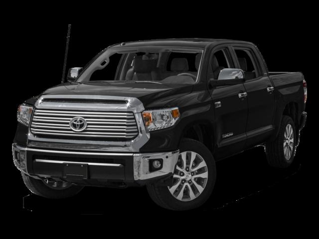 2016 Toyota Tundra 4WD Truck CrewMax 5.7L V8 6-Spd AT LTD