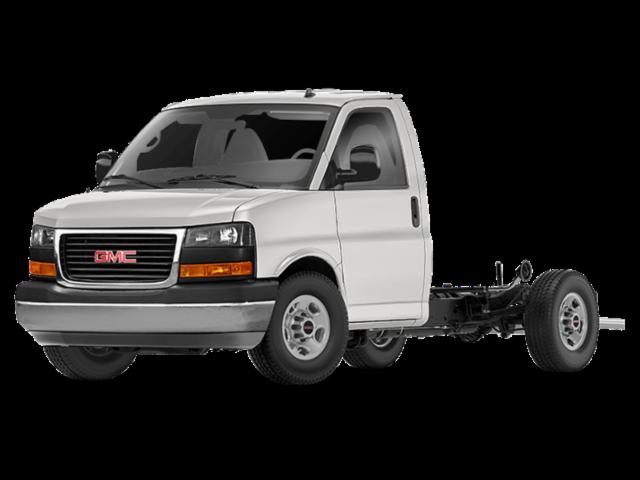2020 GMC Savana Commercial Cutaway Work Van Specialty