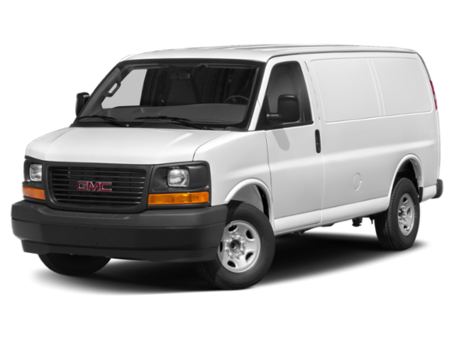2018 GMC Savana 3500 Work Van