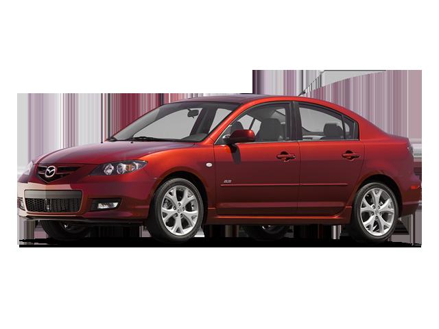 Pre-Owned 2009 MAZDA Mazda3 I SPORT
