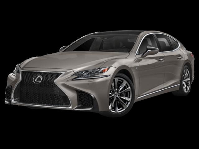 New 2019 Lexus LS LS 500 F SPORT