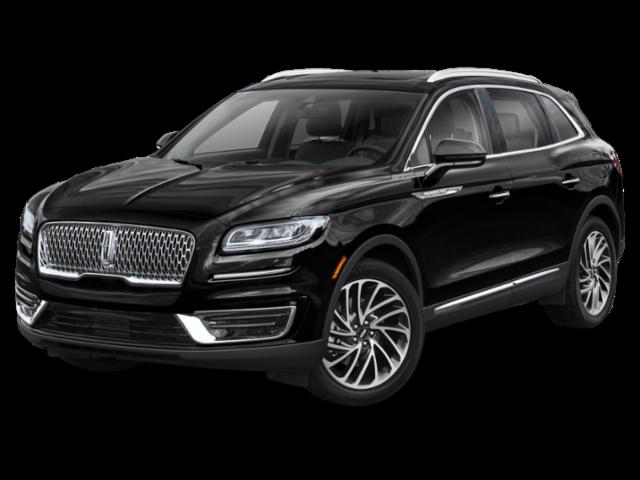 New 2019 Lincoln Nautilus Select