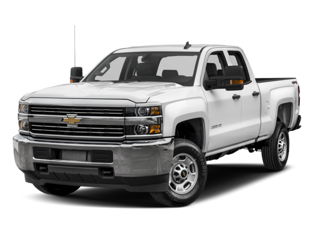2017 Chevrolet Silverado 2500HD Work Truck Double Cab
