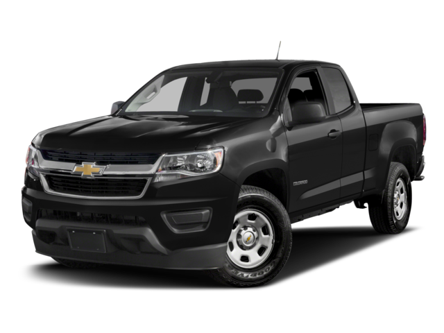 2017 Chevrolet Colorado Base 4x2 Base 4dr Extended Cab 6 ft. LB