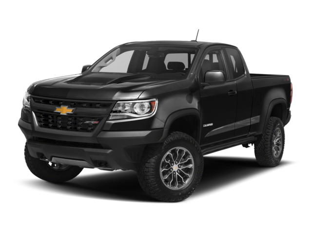 2017 Chevrolet Colorado ZR2 Extended Cab Pickup