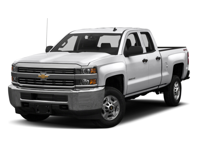 2017 Chevrolet Silverado 2500HD LT Double Cab