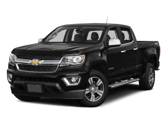 2017 Chevrolet Colorado LT 4D Crew Cab
