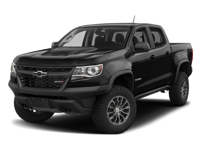 2017 Chevrolet Colorado ZR2 4D Crew Cab
