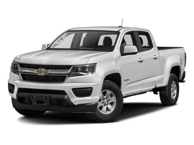 2017 Chevrolet Colorado Work Truck 4D Crew Cab
