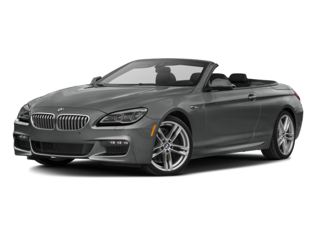 2017 BMW 6 Series 650i xDrive Convertible