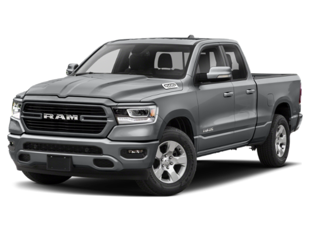 2019 RAM All-New  1500 Tradesman Quad Cab
