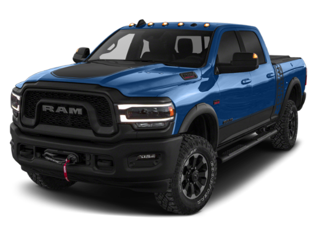 2019 Ram 2500 Power Wagon 4D Crew Cab