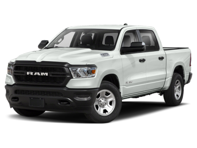 2019 RAM All-New  1500 Tradesman Tradesman 4x4 Crew Cab 5'7 Box