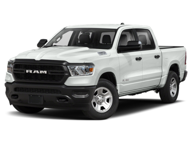 2019 RAM All-New  1500 TRADESMAN 4X4 CREW CAB 5 ft