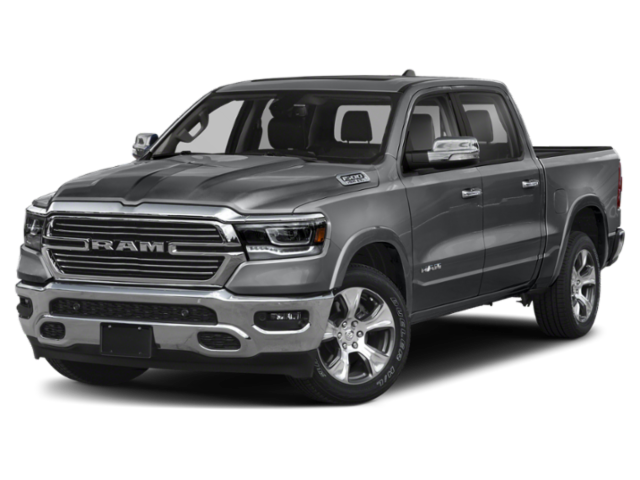 2019 RAM All-New  1500 Laramie Crew Cab