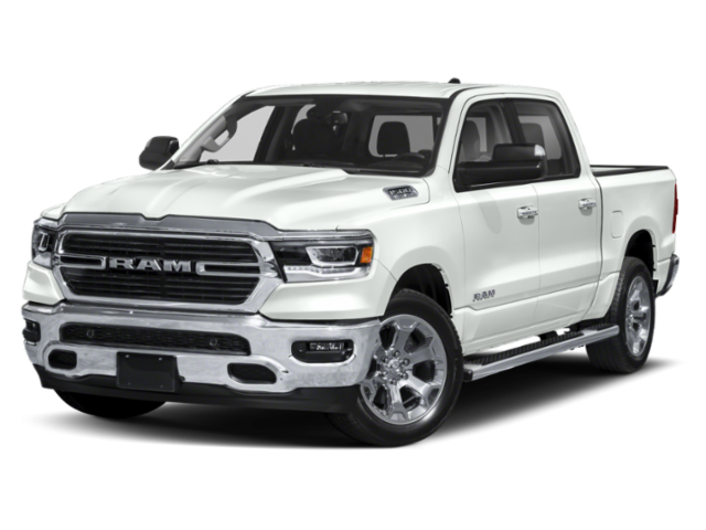 2019 RAM All-New  1500 Big Horn/Lone Star Big Horn/Lone Star 4x2 Crew Cab 5'7 Box